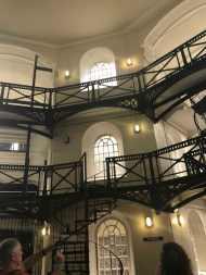 Crumlin Road Gaol inside